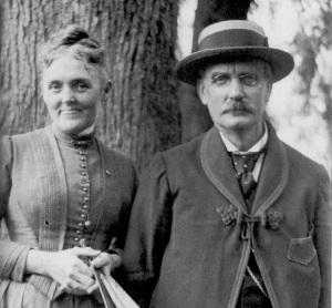 Mr. and Mrs. Hooper