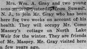 1926 news